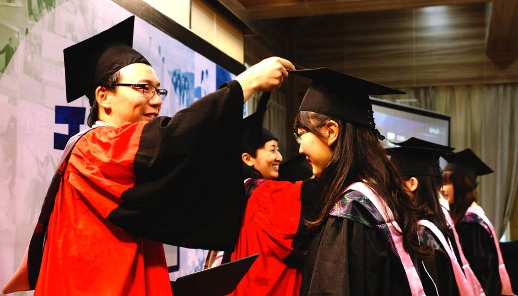 admission in china